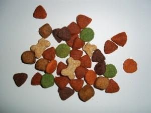 Hundefutter Hersteller verschiedenes Trockenfutter
